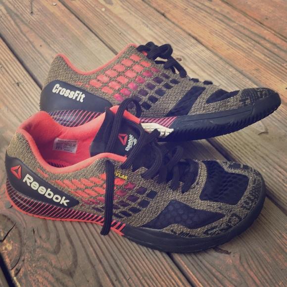 d5f1c81fc75418 Reebok Froning Compete 6 14 Crossfit Shoes. M 5bba2c91a5d7c6643e83e300